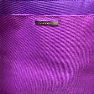 Clinique Bags - Clinique purple and pink tote